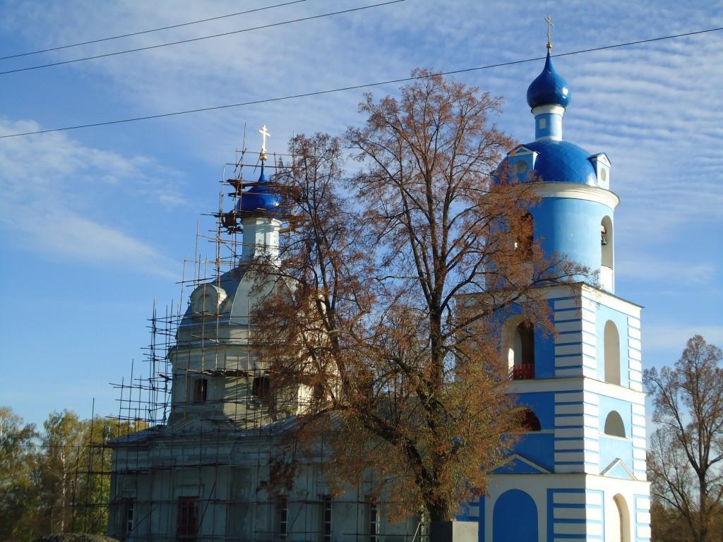Богородицерождественский храм д.Богородское